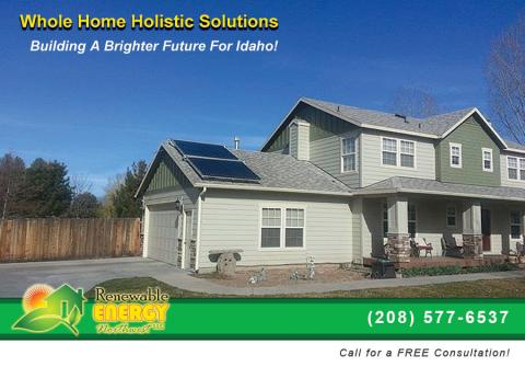 Solar is Building a Brighter Future for Idaho!