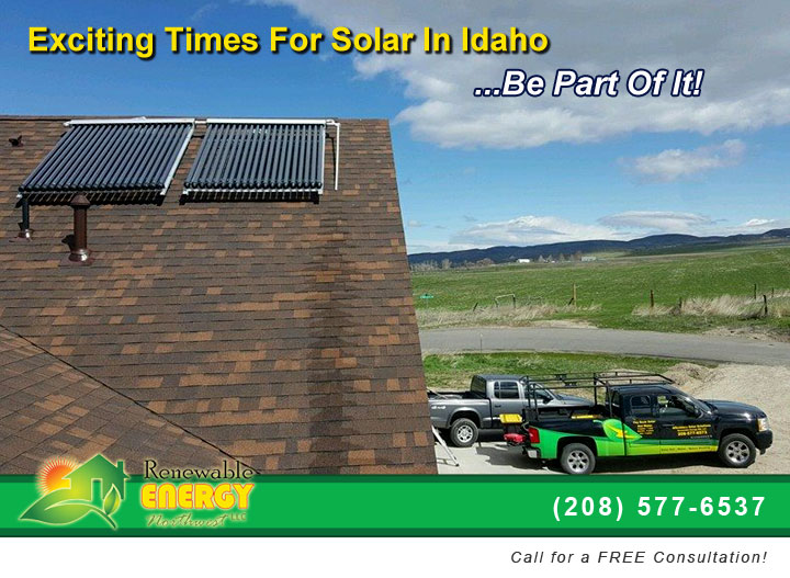 Exciting times for solar!