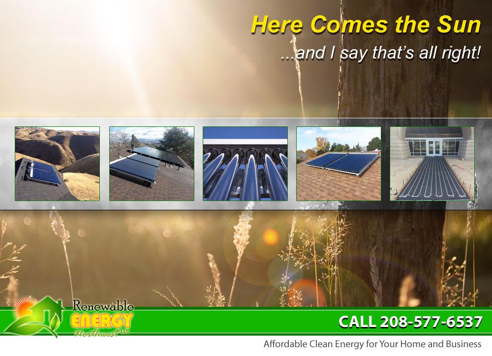 Solar Thermal Efficiency