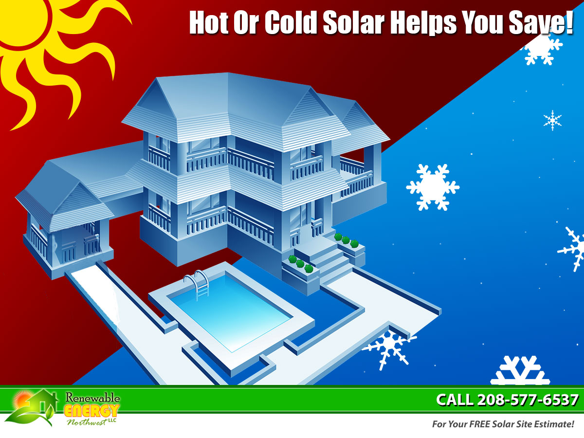 Solar Thermal Does More Than Heat – How COOL Is That?!