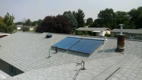 How Solar Thermal Hot Water Saves You Money!