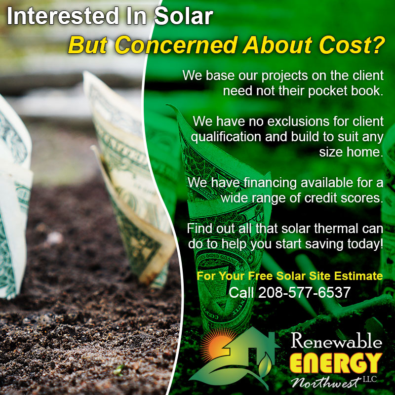 Solar Thermal: Questions About Cost