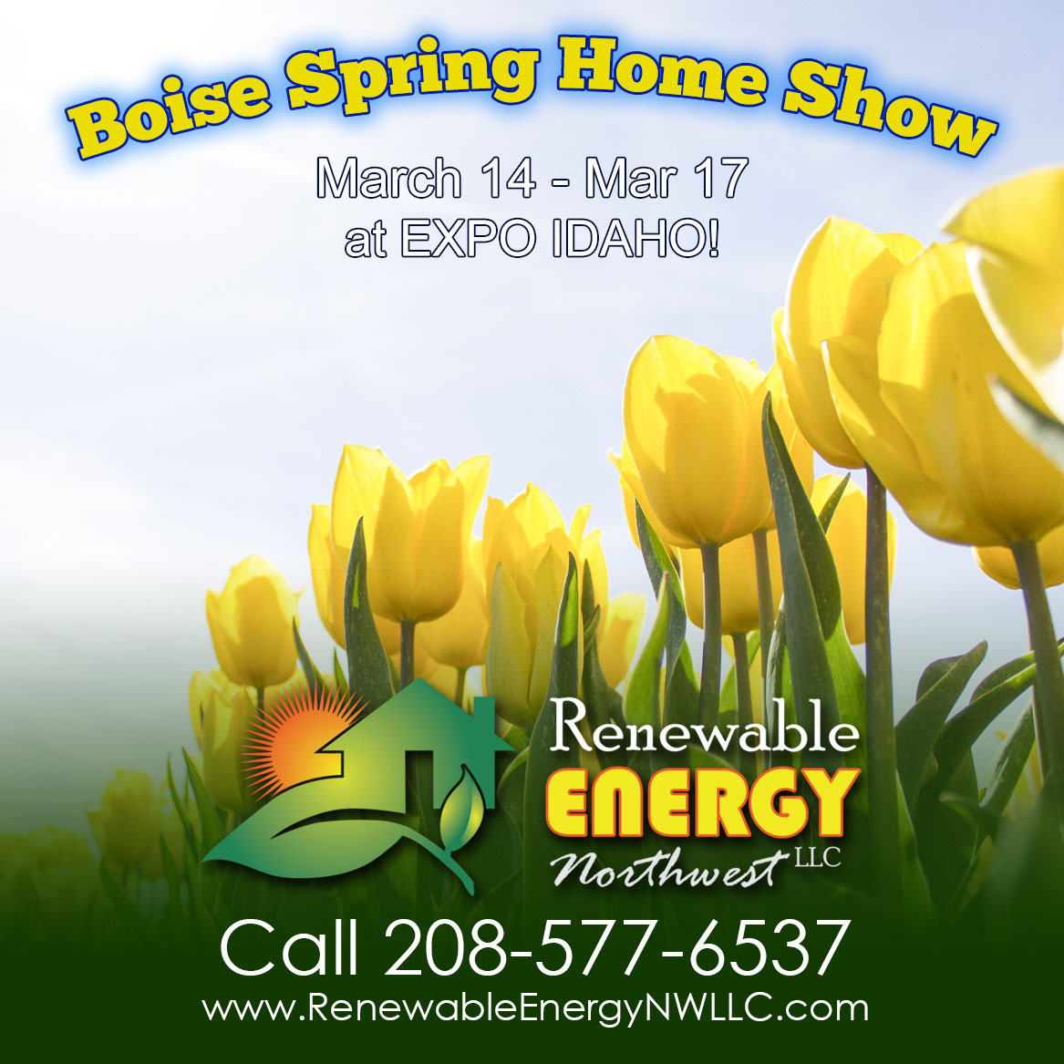 RENW at the Boise Spring Home Show!